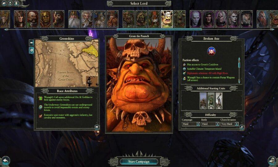 1618842425 401 Meilleures factions de Warhammer Total War 2