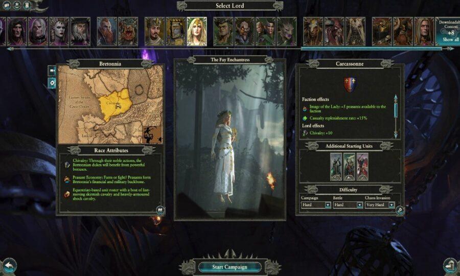 1618842427 688 Meilleures factions de Warhammer Total War 2