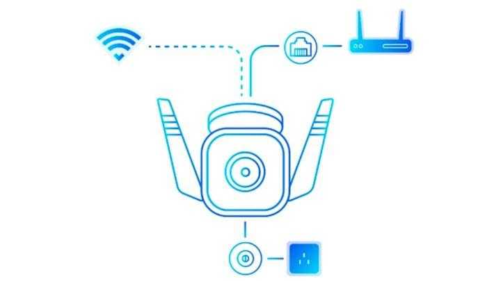 1618850528 766 Critique Camera de securite Wi Fi Tapo C310 OutDoor