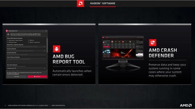 AMD Radeon Software Adrenalin 21.4.1 arrive avec des mises à jour axées sur les réseaux sociaux