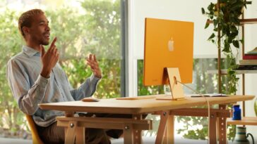 Apple iMac gets a design refresh, faster M1 hardware and colors galore