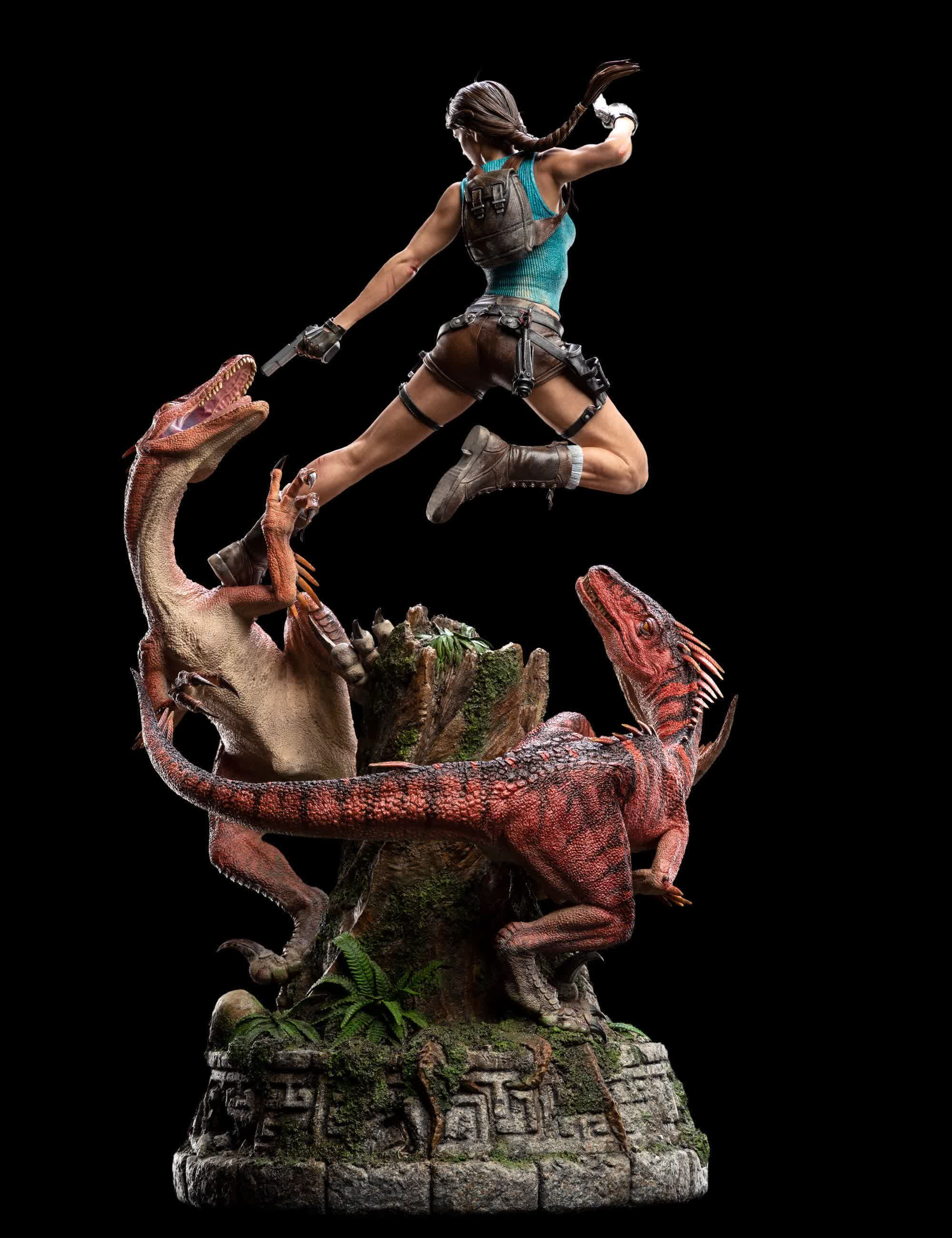 1619013073 368 Weta Workshop devoile la figurine de 1500 de Lara