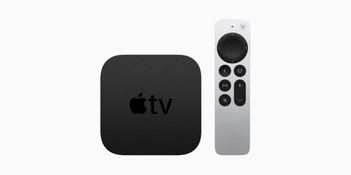 Apple TV avec 4K