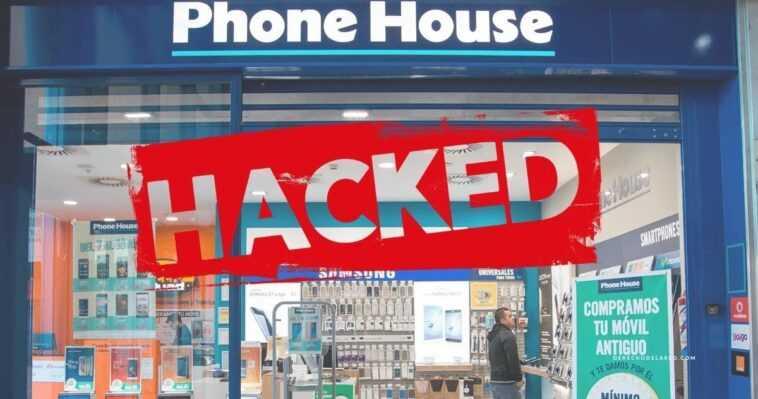 Plus de 100 Go de données personnelles de Phone House publiées après une cyberattaque et un chantage