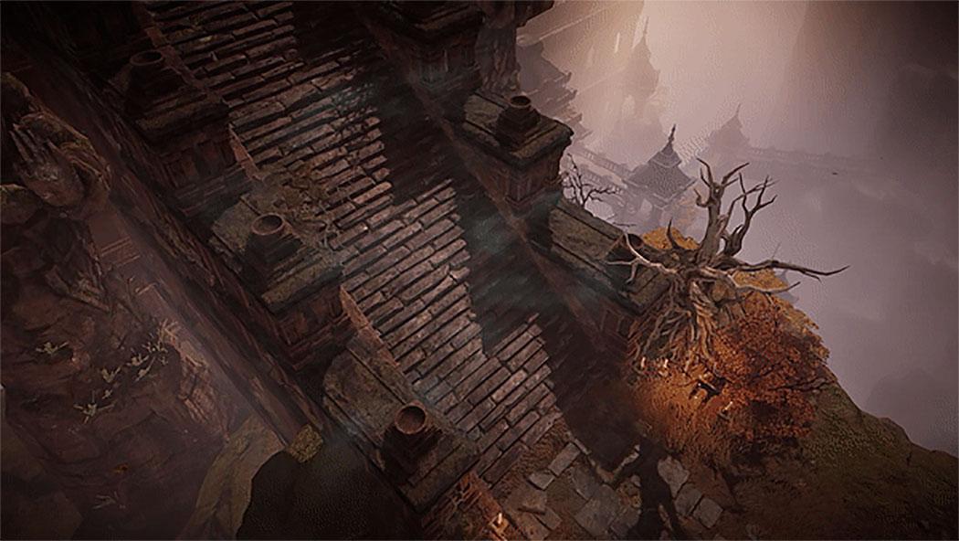 Nouvelles zones dans Diablo Immortal