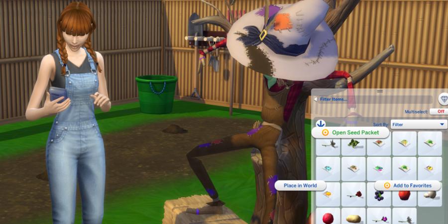 1619149507 476 Comment planter des graines dans les Sims 4