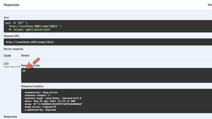 1619153286 616 Tutoriel Comment developper une API avec Nodejs et Swagger