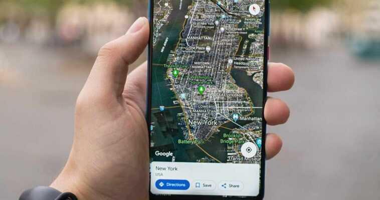 Cette nouvelle fonctionnalité de Google Maps vous indiquera où vous pouvez recycler