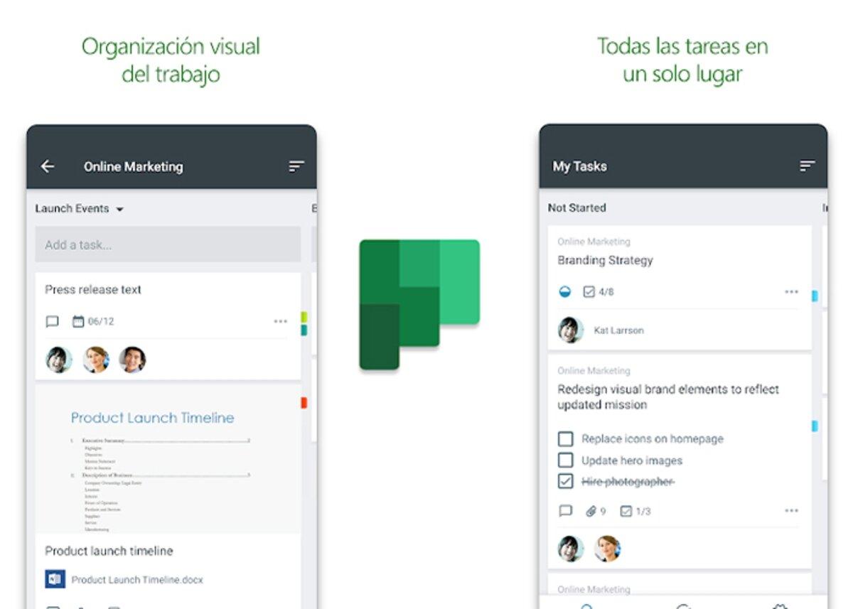 Microsoft Planner est similaire à Trello