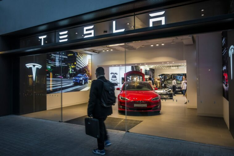 Tesla sets Q1 earnings record with $438 million in net income, vehicle deliveries up 100 percent