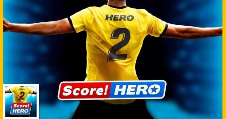 But!  Hero 2: l'un des meilleurs jeux de football pour Android est de retour