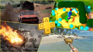 PS Plus mayo 2021 battlefield 5 wreckfest ps5 ps4