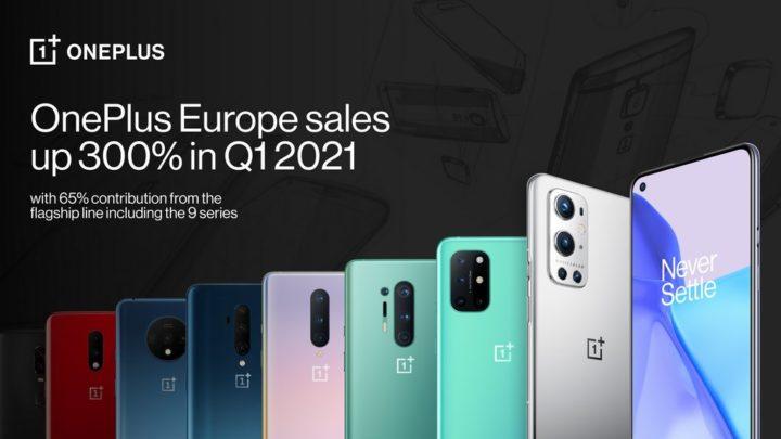 1619710584 869 OnePlus a enregistre une augmentation des ventes de plus de