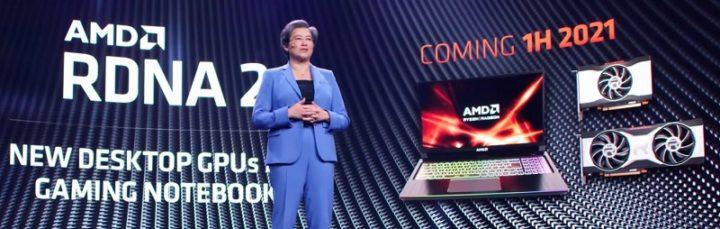 1619778605 486 AMD confirme les ordinateurs portables avec des graphiques Radeon RX