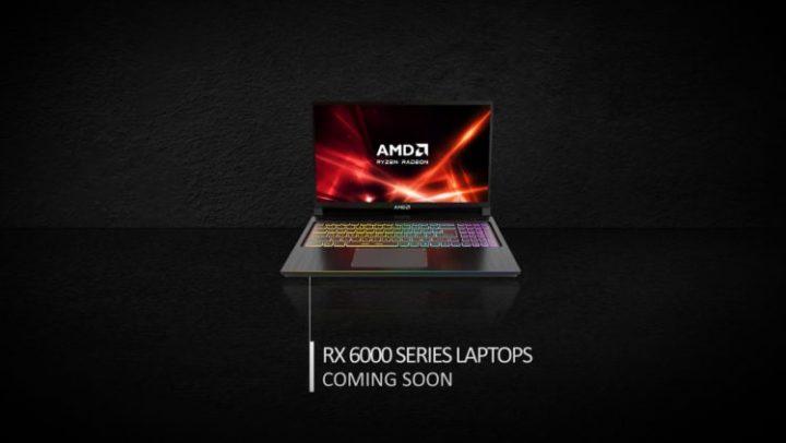 1619778605 592 AMD confirme les ordinateurs portables avec des graphiques Radeon RX