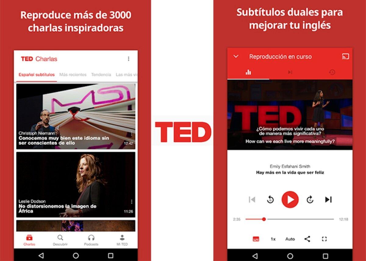 Développez votre monde et apprenez à prononcer des discours avec des conférences TED