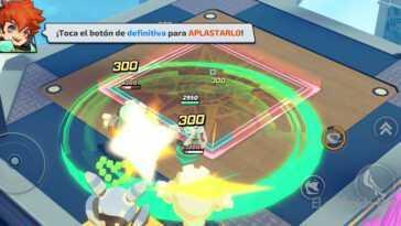 Compétences dans Smash Legends