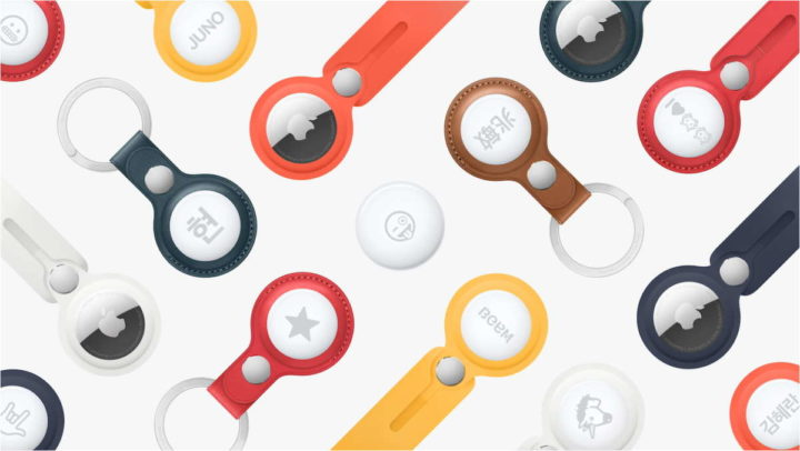 AirTags Apple veut vous aider a retrouver tout ce que