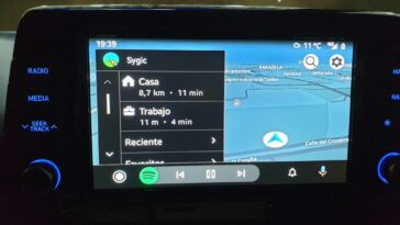 Sygic Android Auto