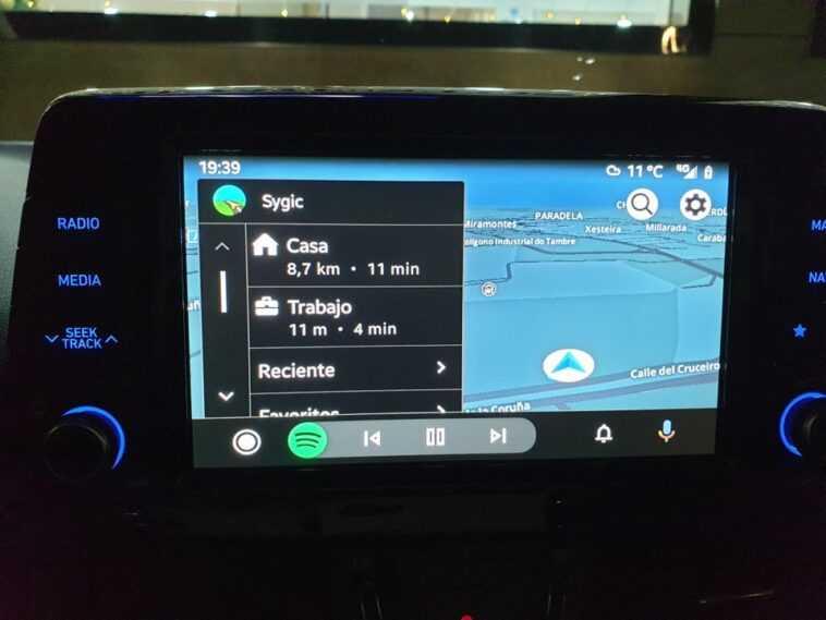 Sygic Android Auto