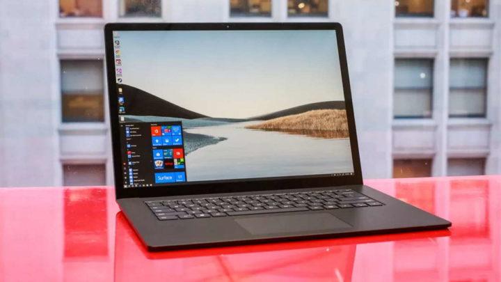 Date système de la version Windows de Microsoft