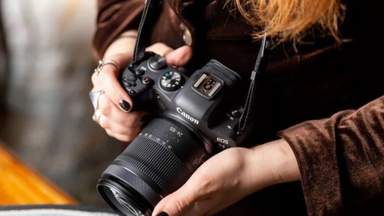 Appareil photo système Canon EOS R6