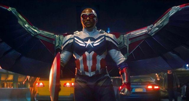 Captain America 4 en marche avec le showrunner Falcon et le soldat de l'hiver