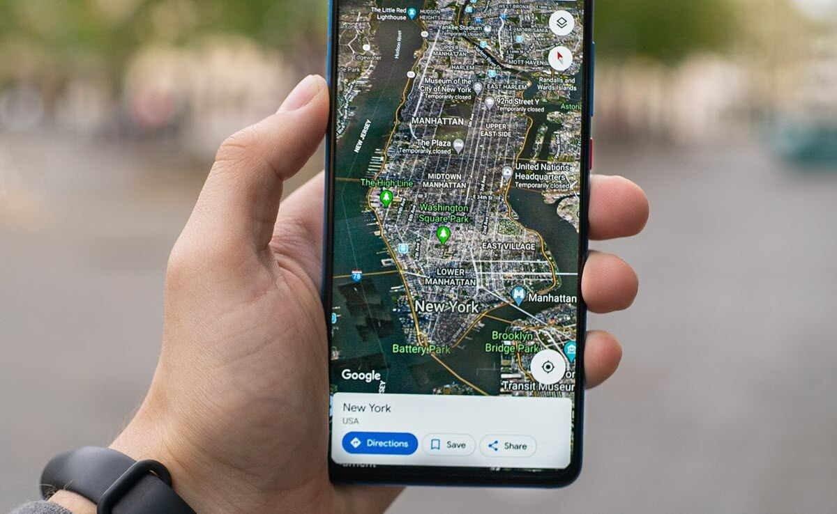 Google Maps sera mis à jour avec de nouvelles fonctions très utiles