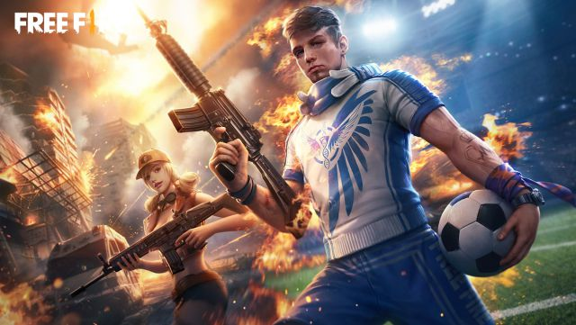 Free Fire Free Codes Récompenses Android iPhone iPad