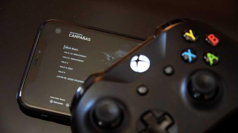 Commandes XCloud Touch maintenant disponibles dans plus de 50 jeux