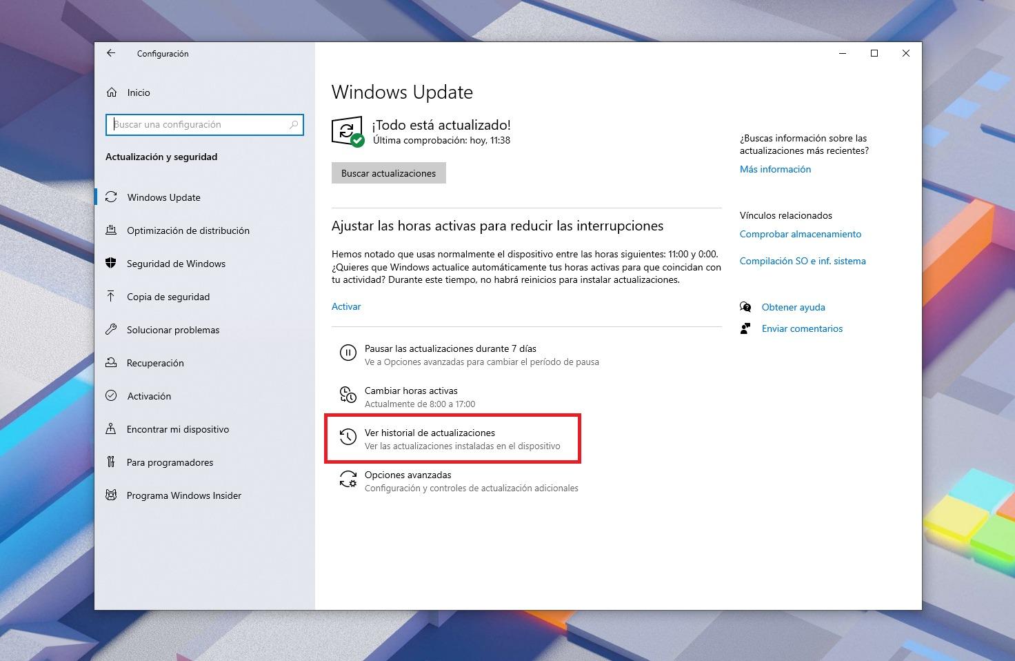 Désinstaller les mises à jour de Windows Update