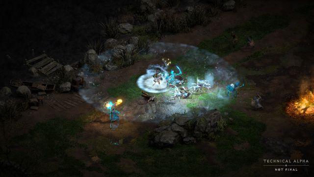 Diablo II: Ressuscité des dates de test technique alpha contenu de la démo bêta