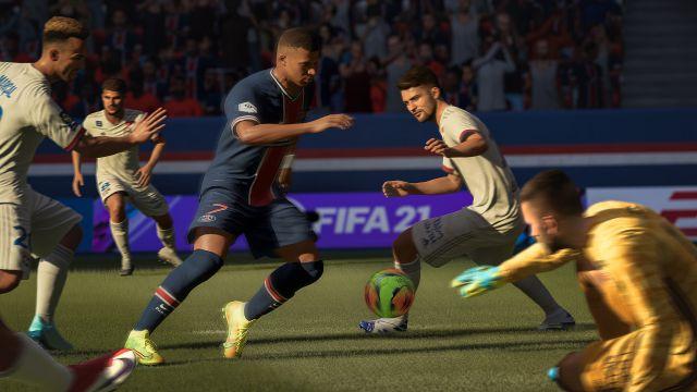 Lancement de FIFA 21 EA Play sans frais supplémentaires PS5 PS4 Xbox PC