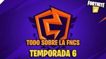 FNCS de la saison 6 de Fortnite: dates, heures, prix et comment participer