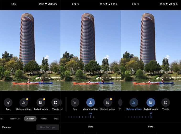 Google Photos lance de nouveaux outils pour améliorer la qualité des photos