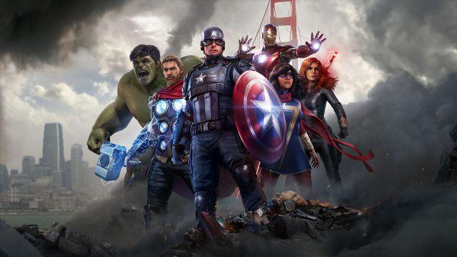 Les vengeurs de Marvel