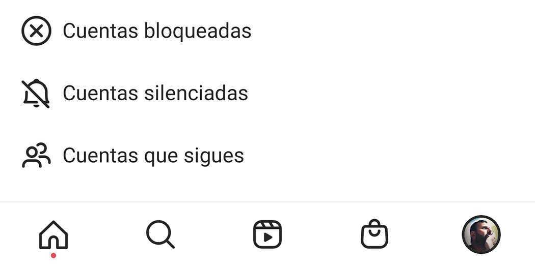 Confidentialité sur Instagram