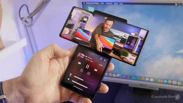 LG promet de continuer à mettre à jour ses smartphones premium pour les 3 prochaines années