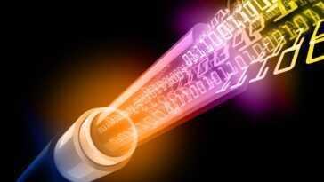 La fibra óptica de Adamo