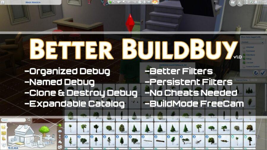 Meilleurs Sims 4 Mods