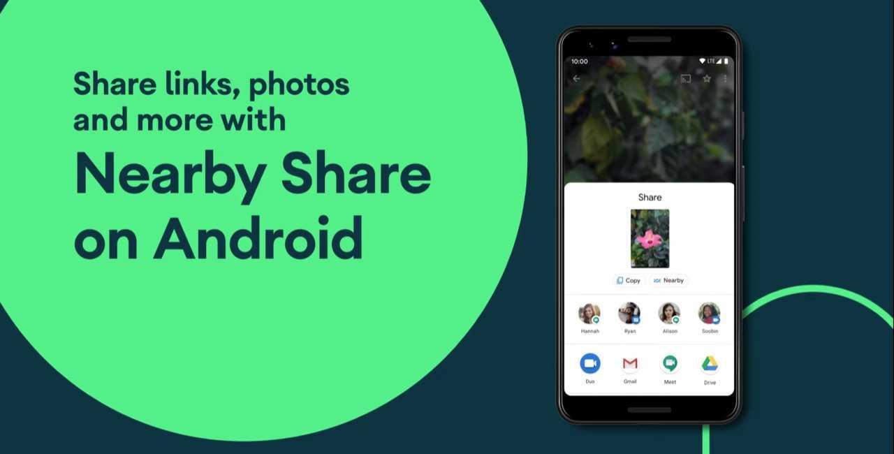 OnePlus remplace File Dash par un partage à proximité