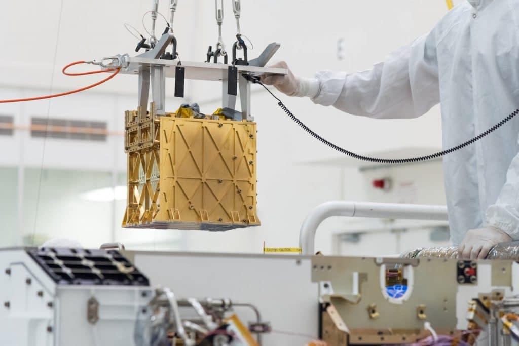 Perseverance produit de loxygene sur Mars pour la premiere fois