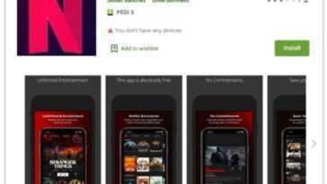 Personne ne vous donnera Netflix gratuitement: méfiez-vous de ce malware sur Android