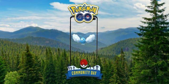 Pokémon GO: Swablu