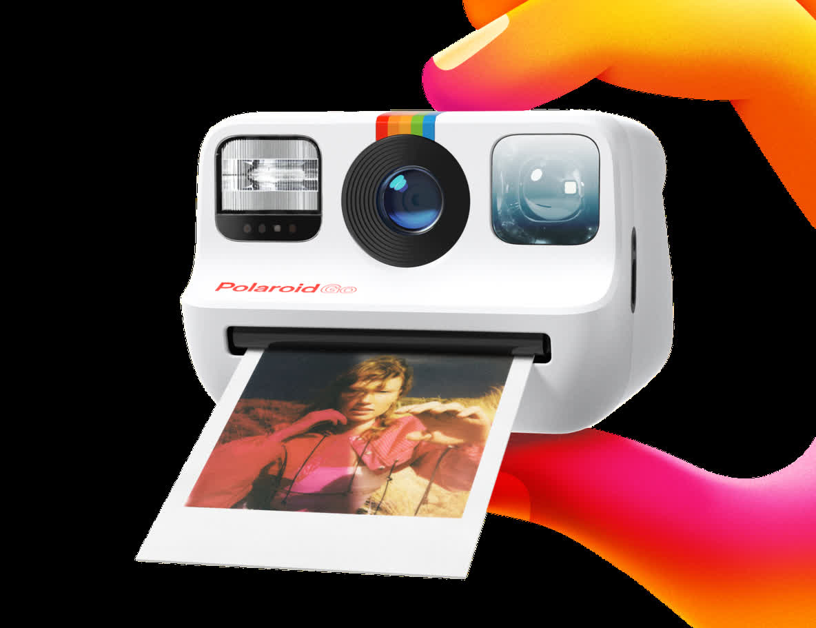 Polaroid Go reduit tout ce que les gens aiment a