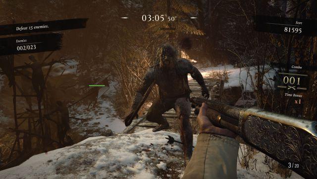 Village de Resident Evil 8   Les mercenaires