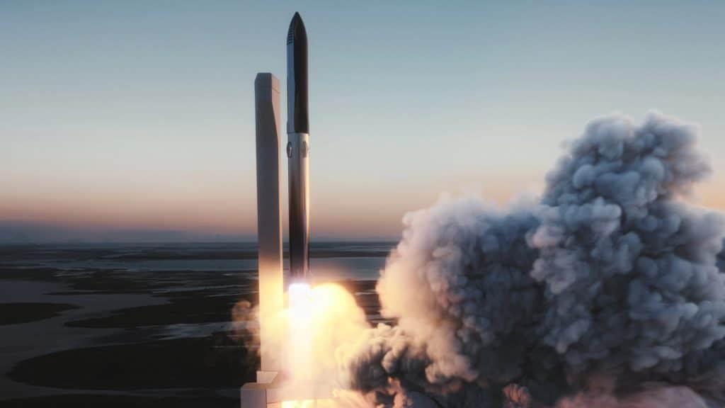 Starship SN11 la video montre le moment de lexplosion au