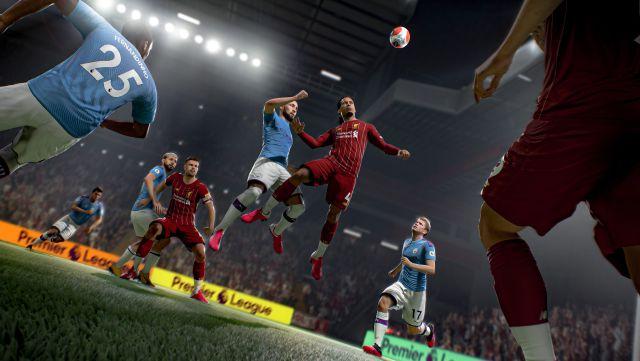Effets de la Super League européenne FIFA 21 PES