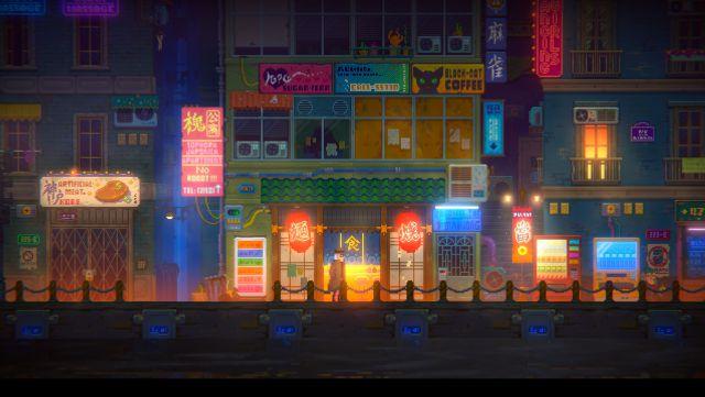 Tales of the Neon Sea gratuitement sur Epic Games Store;  a annoncé le match de la semaine prochaine