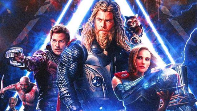 Thor: l'amour et le tonnerre